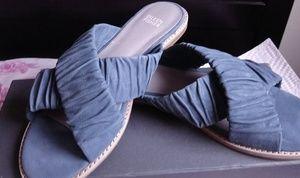 Cross Slides Sandal